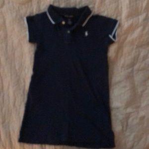 Ralph Lauren  short sleeved dress